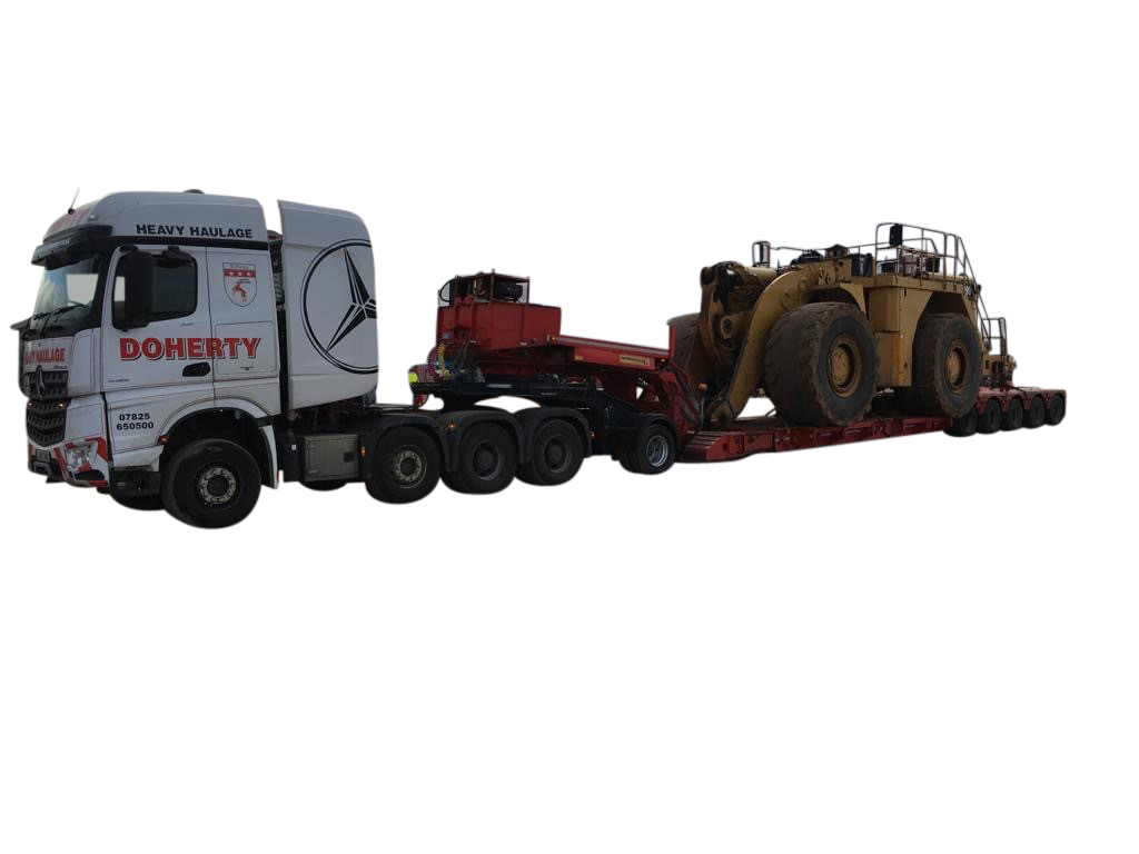 Heavy Haulage Equipment
